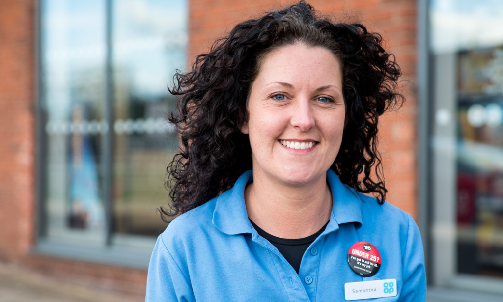 Meet Sam Peake – winner of the Store Colleague of the Year Award