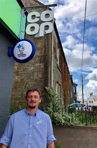 Stephen Slack puts Co-op customers and members first